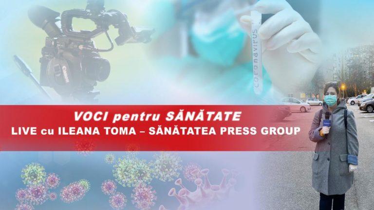 VIDEO Șefa biroului OMS România, despre Săptămâna Mondială a Imunizării și despre ridicarea restricțiilor