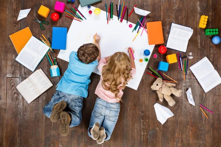 Aproape 200 de copii, evaluați motric și logopedic gratuit