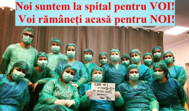 """Coronavirus: Spitalul """"Victor Babeș"""" din București, pregătit cu încă 340 de paturi în caz de necesitate"""