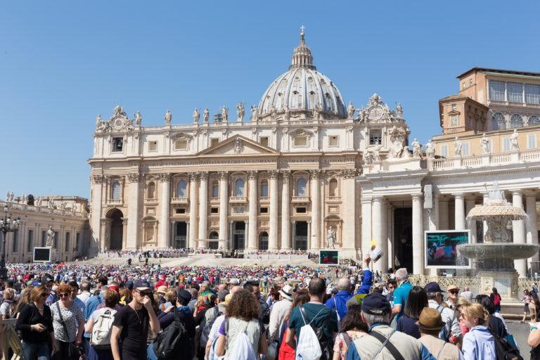 Primul caz de infectare cu noul coronavirus la Vatican