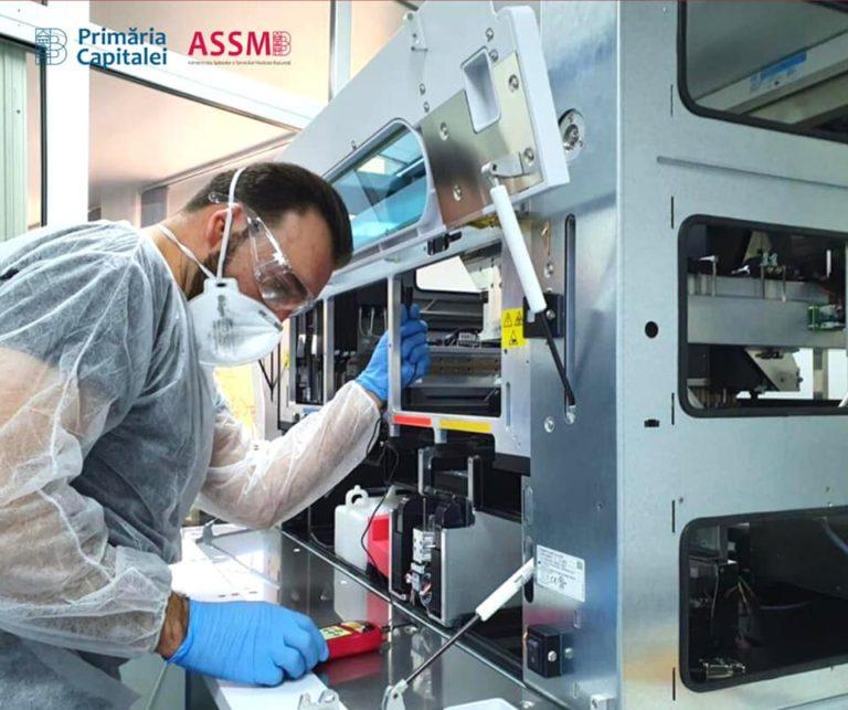 """ASSMB: Echipamente medicale de testare a noului coronavirus, aduse la Spitalul Clinic """"Dr. Victor Babeş"""""""
