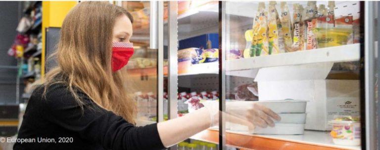 Coronavirus: Ghidul privind întoarcerea în siguranță la serviciu, publicat de Comisia Europeană