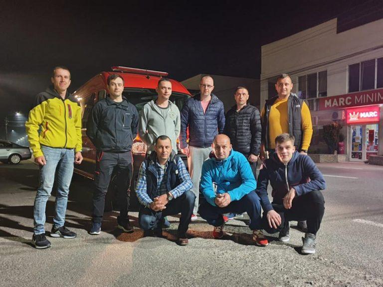 Nouă paramedici SMURD de la Bistriţa-Năsăud, trimiși la Suceava
