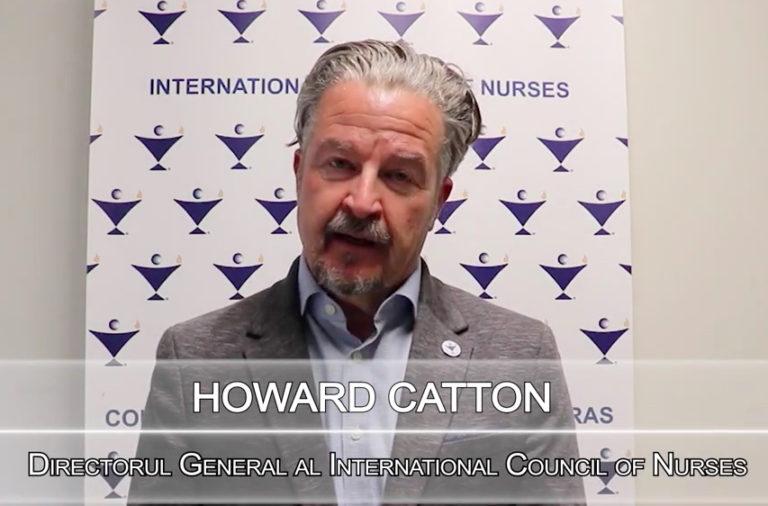 Consiliul Internațional al Asistenților Medicali a transmis un mesaj asistenților medicali din România