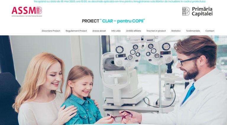 Gabriela Firea anunță startul proiectului de sprijin financiar pentru achiziționarea de ochelari copiilor
