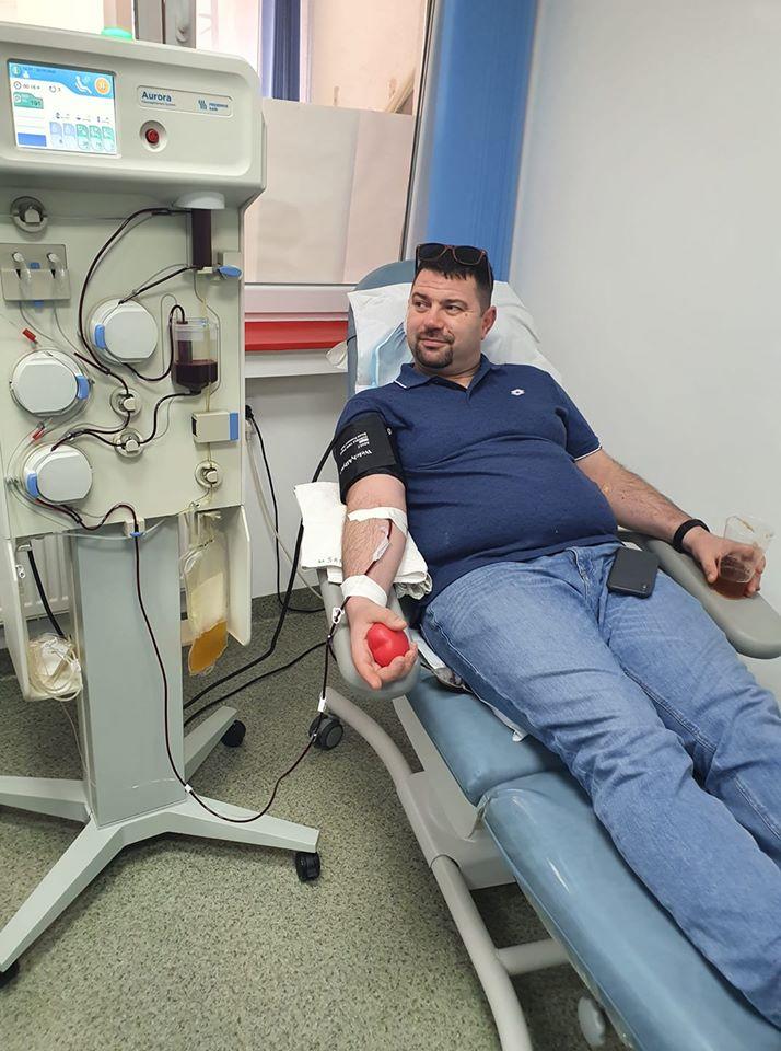 COVID-19: Peste 600 de români, salvați cu ajutorul plasmei donate de pacienți vindecați, în ultimele 7 luni