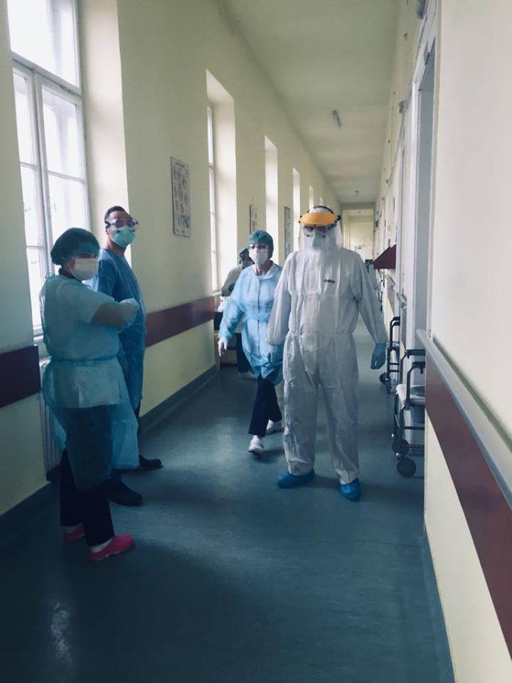 Armata preia conducerea Spitalului Clinic Județean de Urgență Sibiu. Cine este noul manager?