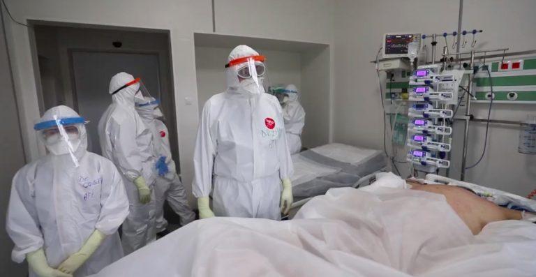 GCS: Alte 5.343 cazuri zilnice de persoane infectate. Record de decese și pacienți la ATI