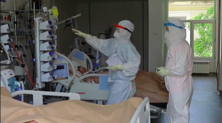 """ASSMB: Câţi pacienţi infectaţi cu noul coronavirus se află la spitalele Colentina şi """"Dr. Victor Babeș"""""""
