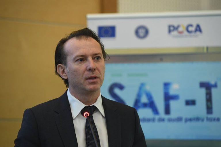 Cîțu: Vaccinurile aprobate în UE şi în România sunt sigure şi eficiente