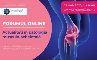 """Reputat specialist internațional în endocrinologie,la conferința """"Actualități în patologia musculoscheletală"""""""