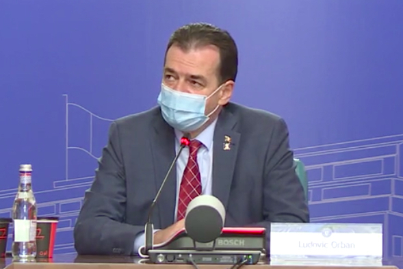 Orban: Obiectivul Guvernului este crearea a 280 de locuri noi la ATI până săptămâna viitoare