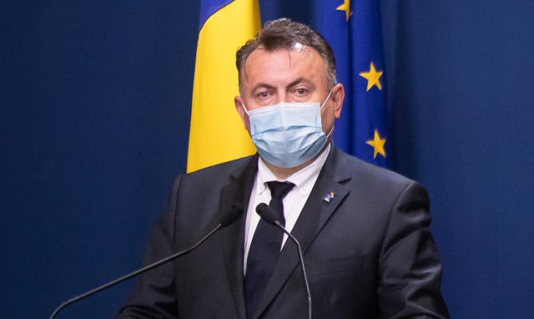 Ministrul Sănătăţii, despre începerea campaniei de vaccinare împotriva SARS-CoV-2