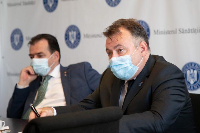 Mesajul ministrului Sănătății, Nelu Tătaru cu ocazia Zilei Naționale a Ambulanței