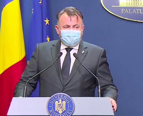 """Nelu Tătaru: Se lucrează la o strategie privind vaccinarea. """"Toate structurile statului"""" se vor implica"""