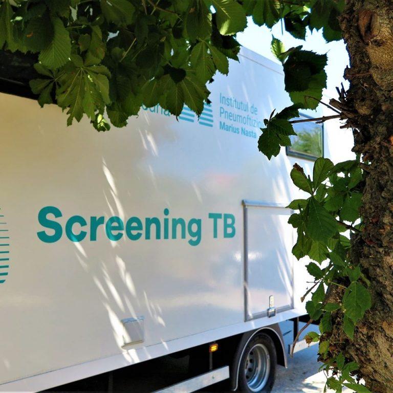 Screening TB: Caravanele de depistare a tuberculozei ajung în județul Bacău