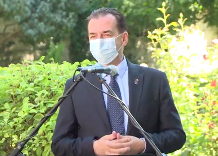 Ludovic Orban, despre vaccinarea anti-COVID-19 contra cost: Într-un viitor oarecare