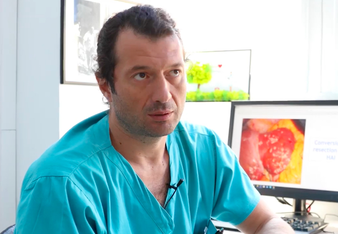 """VIDEO – SUUMC """"Carol Davila"""": Experiența unui chirurg în timpul pandemiei COVID-19"""