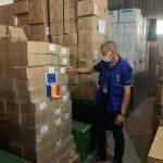 Statul român face o donație de opt tone de echipamente medicale pentru Liban