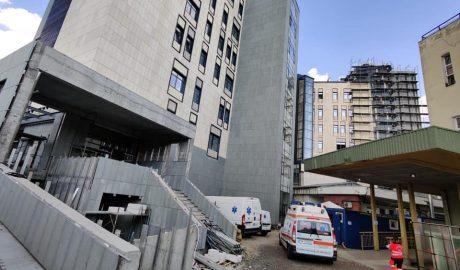 """Noua clădire a Spitalului de Copii """"Louis Țurcanu"""" din Timișoara, tot mai aproape de finalizare"""
