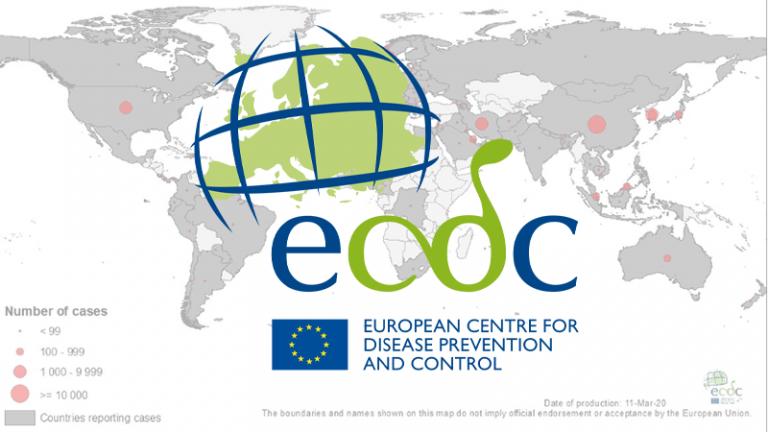 Numărul de cazuri noi de COVID-19 a revenit aproape de nivelul din martie, potrivit ECDC