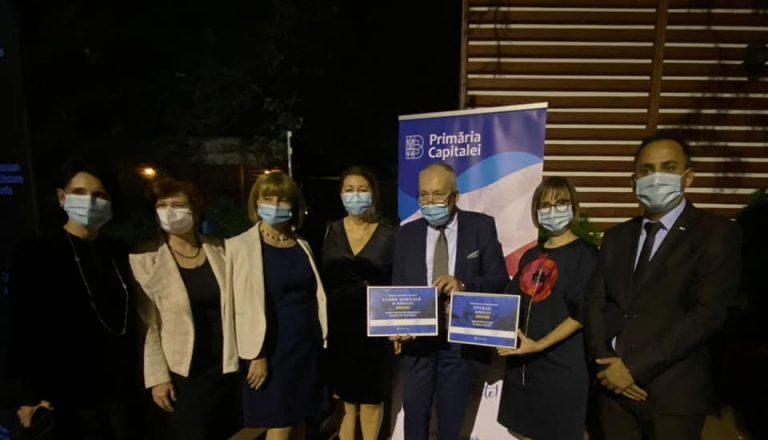 Spitalele Gomoiu, Victor Babeș și Filantropia au fost premiate la Romanian Healthcare Awards