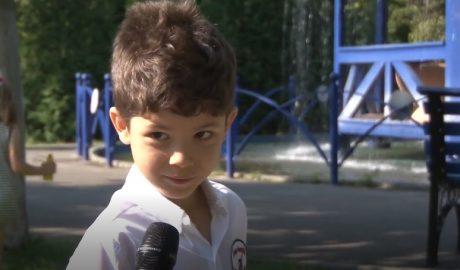 VIDEO 14 septembrie 2020. Un început de an școlar atipic, în contextul pandemiei de COVID-19