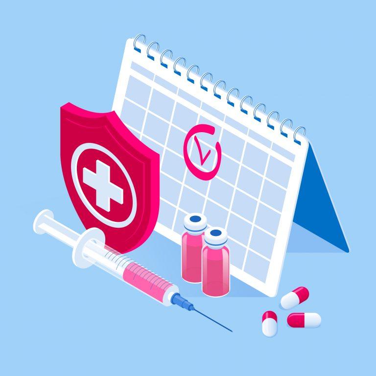 Vaccinul gripal tetravalent, disponibil pentru distribuție în România de săptămâna aceasta