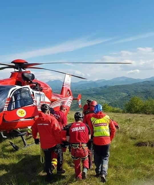 EXCLUSIV Primele elicoptere SMURD pentru salvare montană vor sosi în țară în ianuarie 2021