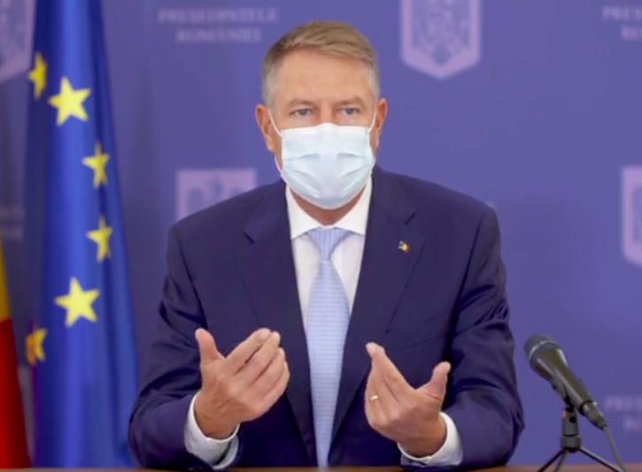 Decretul de revocare a lui Vlad Voiculescu din funcția de ministru al Sănătății, semnat de președinte