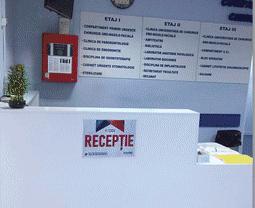 Serviciul Recepții Spitale, în 14 dintre cele 19 spitale administrate de ASSMB