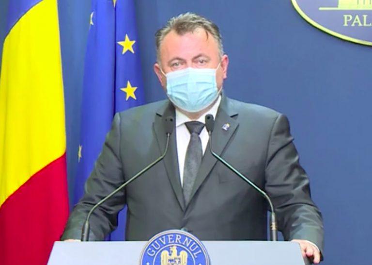 Secţiile de boli infecţioase, beneficiarele primei tranşe de vaccinuri care vor ajunge în România