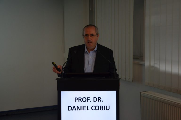 BreakingNews Colegiului Medicilor din România l-a ales pe prof. dr. Daniel Coriu în funcția de președinte