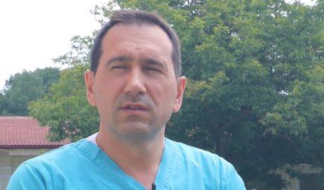 Medicul ATI dr. Dan Mihai Latiș: Suntem supuși unei presiuni și unui stres uman și fizic foarte mare