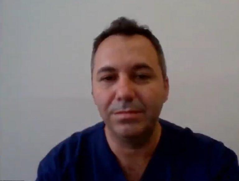 LIVE Ziua Internațională a Medicului:Mesajul conf. dr. Răzvan Hainăroșie,director medical al Institutului ORL
