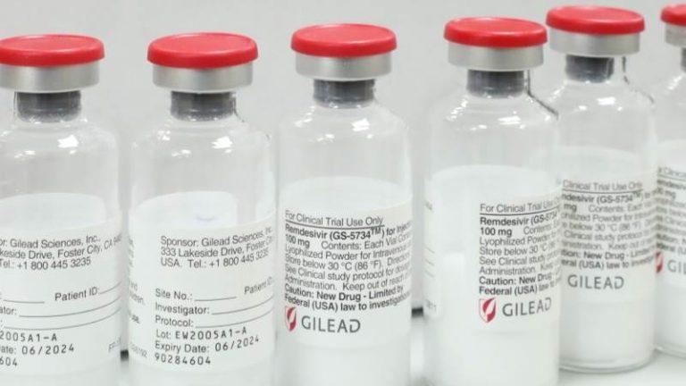 Coronavirus: Ministerul Sănătății alocă 65.000 mii lei pentru achiziționarea de Remdesivir