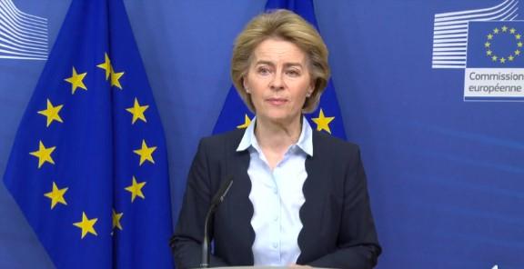 Ursula von der Leyen: Este de cea mai mare importanţă să aflăm originile coronavirusului