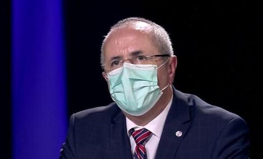 Președintele Colegiului Medicilor din România: S-ar putea ca toate spitalele să aibă secții COVID