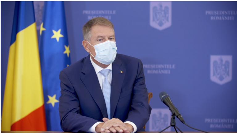 VIDEO Klaus Iohannis despre restricții: Orice relaxare prematură periclitează rezultatele obţinute