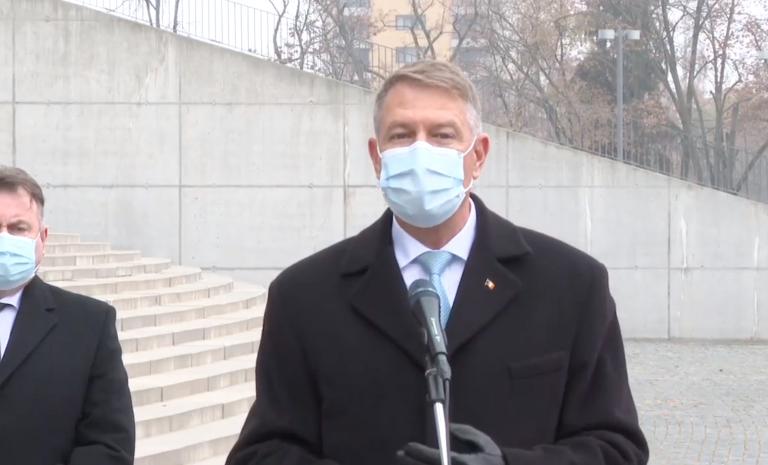 VIDEO Când va începe vaccinarea în masă a populației împotriva SARS-CoV-2?  Anunțul președinteluii