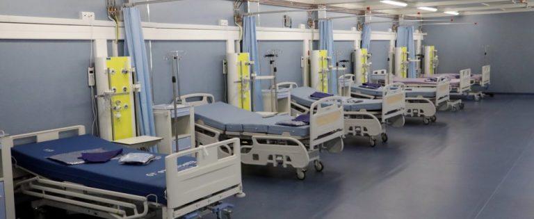 """Spitalul de la Leţcani urmează să fie """"reactivat în cel mai scurt timp posibil"""", a anunțat Raed Arafat"""