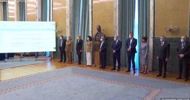 Contracte de finanțare din fonduri europene semnate pentru 10 spitale bucureștene, în contextul pandemiei