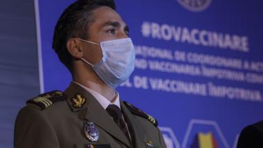 Vaccinarea anti-COVID-19 debutează pe 27 decembrie, în condiții de siguranță. Explicațiile dr. Gheorghiță