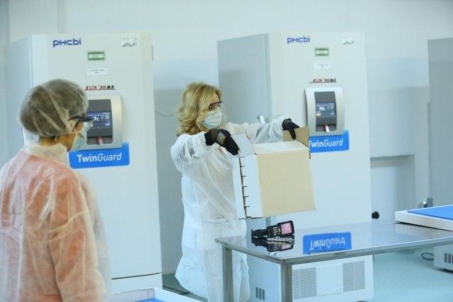 Autoritățile au decis anularea carantinării lotului de vaccin ABV 2856 AstraZeneca