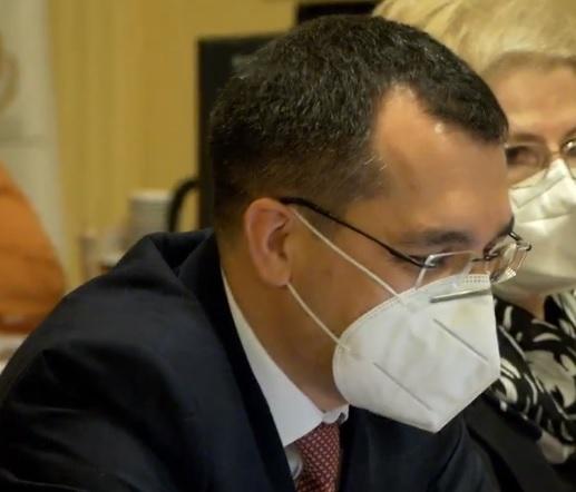 Vicepremierul Barna, despre rămânerea lui Voiculescu la Ministerul Sănătăţii