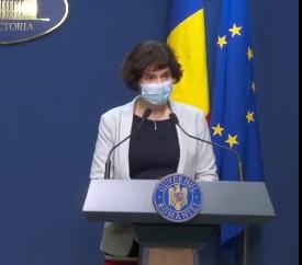 EXCLUSIV Andreea Moldovan, despre obligativitatea vaccinării în România