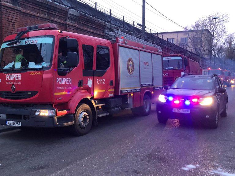 """Raportul după incendiul de la """"Matei Balș"""" mai întârzie. Voiculescu: Prima versiune nu este satisfăcătoare"""