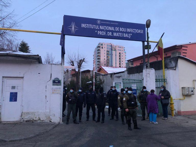 """Cercetările în cazul incendiului de la Institutul """"Matei Balş"""" au fost reluate"""