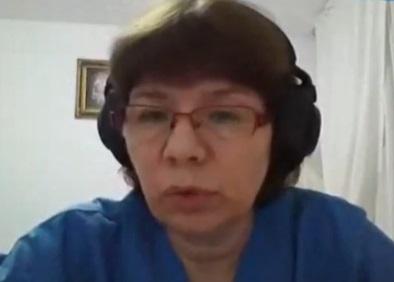Dr. Valeria Herdea: Nu sunt efecte severe observate după vaccinarea anti-COVID-19