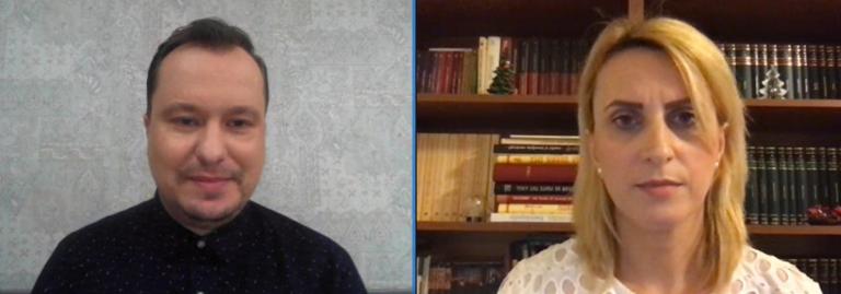 VIDEO Șef. lucr.dr. Beatrice Mahler, despre actualizarea definițiilor de caz pentru COVID-19